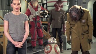 Daisy Ridley Has A Special Message For Fans On 'Star Wars Day'