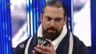 Damien Sandow Is The Latest WWE Release, If You Wanted To Be Furious About Something