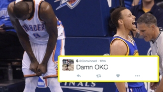 'Damn OKC' Is Producing Some Brutal Thunder Takedowns On Twitter