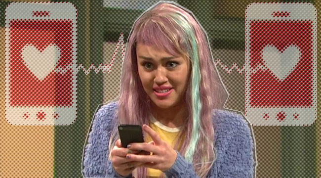 Dating-Apps-Miley-Cyrus-SNL