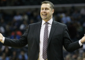 Dave Joerger Is Your New Sacramento Kings Head Coach, And He Got A Shiny Three-Year Deal