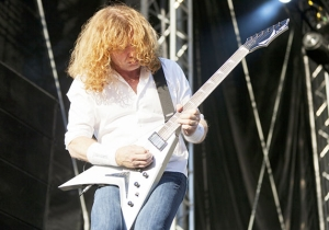 Dave Mustaine Pays Tribute To Late Megadeth Drummer Nick Menza