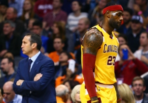 David Blatt Said Coaches Are 'Going To Be In Trouble' If They Don't Get Along With Their Stars