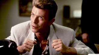 David Bowie's bizarre 'Twin Peaks' character was supposed to return in the new series