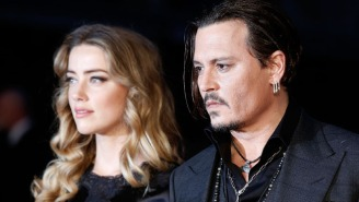 Johnny Depp's Hand Injury That Delayed 'Pirates 5' Reportedly Came From A Fight With Amber Heard