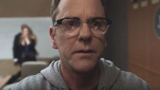 Kiefer Sutherland Gets Thrust Into The Presidency In The Intense 'Designated Survivor' Trailer