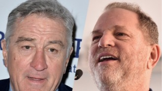 Robert De Niro Says He And Harvey Weinstein Are Making Their Own Vaccine Documentary