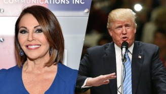 A Univision Anchor Gets Booed For Speaking In Spanish And Bringing Up Trump At Cal State