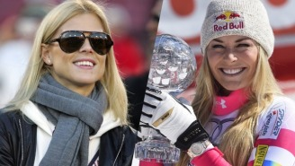 Lindsey Vonn Shot Down Rumors Of A Beef With Elin Nordegren