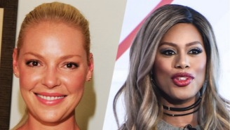 Katherine Heigl's Latest Crack At Network TV Gets Picked Up By CBS And Will Co-Star Laverne Cox
