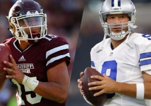 The Cowboys' New Quarterback Deleted All His Old Tweets Ripping Tony Romo