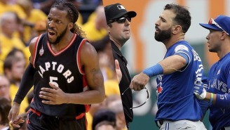 DeMarre Carroll Says He's Got Jose Bautista's Back In Case He Gets In Another Fight