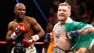 Floyd Mayweather Adds Fuel To The Rumors Of A Superfight With Conor McGregor