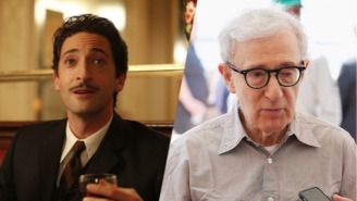 Adrien Brody Decides The Time Is Right To Kinda-Sorta Defend Woody Allen, Roman Polanski And Bill Cosby