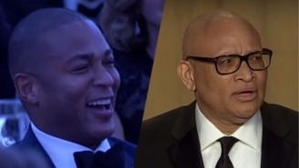 Don Lemon Gave Larry Wilmore His One-Fingered Support At The White House Correspondents' Dinner