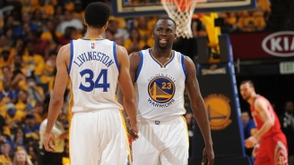 Analytics Darling Draymond Green Doesn't Pay Any Attention To Analytics
