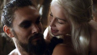 Khal Drogo has been watching his Khaleesi from beyond the grave…aka, Instagram