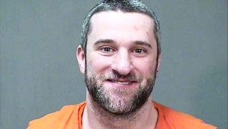 Dustin Diamond Is Back Behind Bars On Probation-Violation Charges