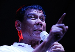 Philippines President Duterte Threatens To Unleash A Holocaust-Like Extermination Upon Drug Addicts