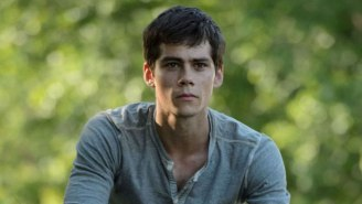 Here's What 'The Maze Runner's Dylan O'Brien Looks Like After His On-Set Injury