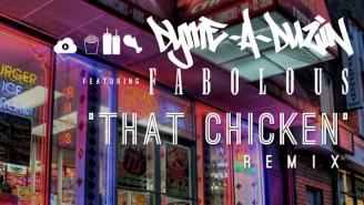 Fabolous Joins Dyme-A-Duzin For 'That Chicken (Remix)'