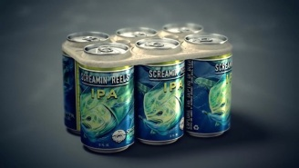This Brewery Has Created Edible Six-Pack Rings Which Feed Fish Rather Than Killing Them