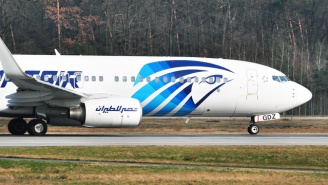 Traces Of Explosives Were Found On Victims' Remains From The EgyptAir Crash