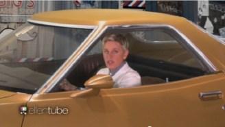 Ellen DeGeneres Spoofs Beyonce's 'Lemonade' Complete With A Wanda Sykes Cameo