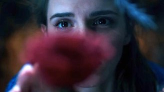 Emma Watson Finds A Familiar Castle In The First Teaser Trailer For 'Beauty And The Beast'