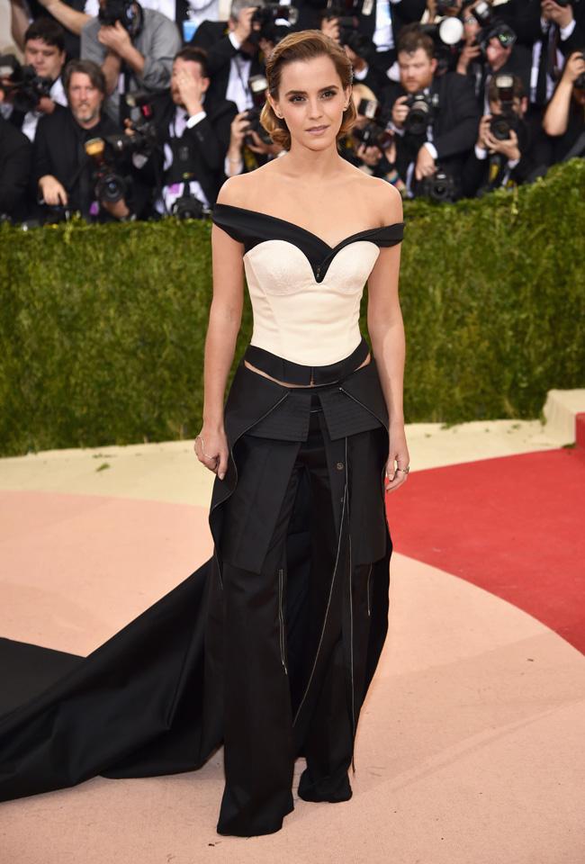 Emma Watson Met Gala 2016
