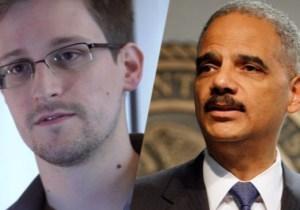 Former U.S. Attorney General Eric Holder Labels Edward Snowden's NSA Leak A 'Public Service'
