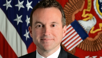 A Major Branch Of The U.S. Military Will Now Be Led By An Openly Gay Man