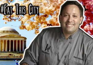 Chef Mike Isabella Shares His Fifteen 'Can't Miss' Food Experiences In Washington, D.C.