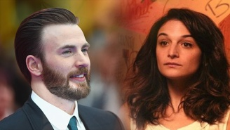 Chris Evans And Jenny Slate Are Totally Dating Now