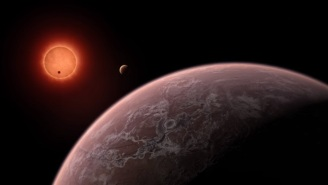 Three Potentially Earth-Like Exoplanets Have Been Found 40 Light Years Away