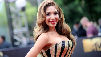 Farrah Abraham Was Reportedly Accused Of Filming A Sex Tape Without Her Partner's Consent