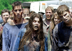 I tried out to be a 'Walking Dead' zombie and got killed