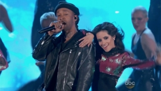 Fifth Harmony And Ty Dolla $ign's Joined Forces On 'Work From Home' At The 2016 Billboard Music Awards