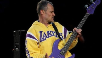 Add Flea To The List Of Musicians Who Think Rock Is Dead