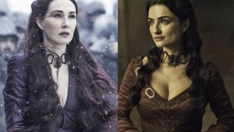 How Melisandre's necklace in 'Game of Thrones' might point to ancient aliens