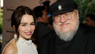 'Game Of Thrones' Writer George R.R. Martin Responds To 'Bullsh*t' About Him Opening A Film Studio