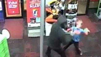 A Boy And His Yoshi Fought Against A Gunman During A Gamestop Robbery