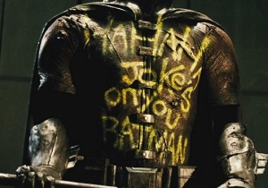 The Owner Of That Robin Costume From 'Batman V Superman' May Finally Be Confirmed
