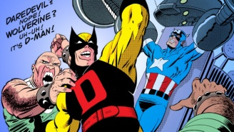 D-Man Mania: Remembering The Time Captain America Had An '80s Pro Wrestler As A Sidekick