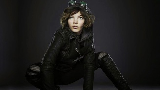 'Gotham' Star Camren Bicondova Finally Got To Meet Her Favorite Fellow Catwoman