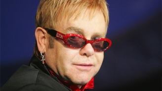 Elton John Confirms He's Joining The Packed Cast Of 'Kingsman: The Golden Circle'