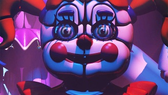 'Five Nights At Freddy's: Sister Location' Sends In The Clowns In Its First Creepy Teaser Trailer