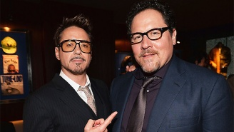 'Iron Man' Director Jon Favreau Says An Opportunity To Do Another Marvel Movie May 'Pop Up Soon'
