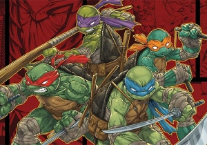 GammaSquad Review: 'TMNT: Mutants In Manhattan' Falls Into The Ooze Of Licensed Mediocrity