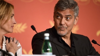 Hillary Clinton Supporter George Clooney: There Will Never Be A President Trump